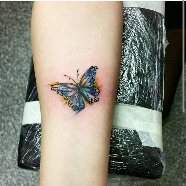 125 Butterfly Tattoo Ideas For Depicting Transformation Ideas And Designs