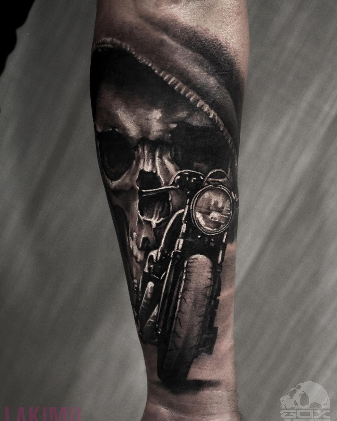 125 Harley Davidson Tattoos Unleash The Biker Within You Ideas And Designs
