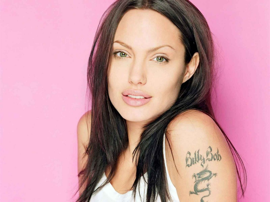 Female Celebrities With Name Tattoos Ideas And Designs