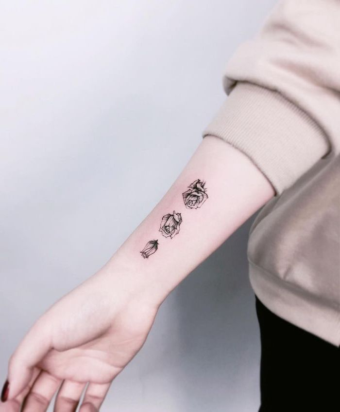 1001 Ideas For Beautiful And Unique Small Tattoos For Girls Ideas And Designs
