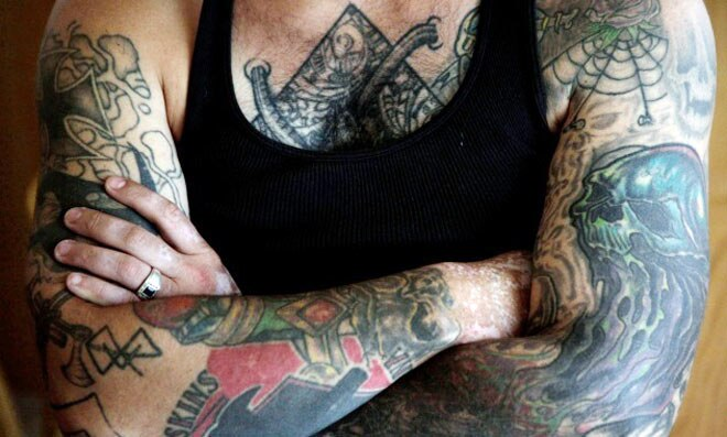 Fearing Infection Hospitals Turn Away Tattooed Blood Ideas And Designs