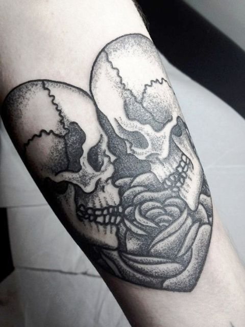 25 Amazing Love Tattoos With Meanings – Body Art Guru Ideas And Designs