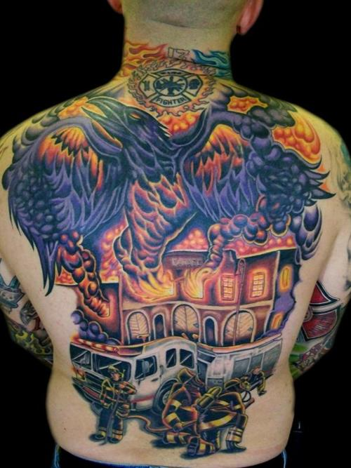 Firefighter Tattoo Quotes Quotesgram Ideas And Designs