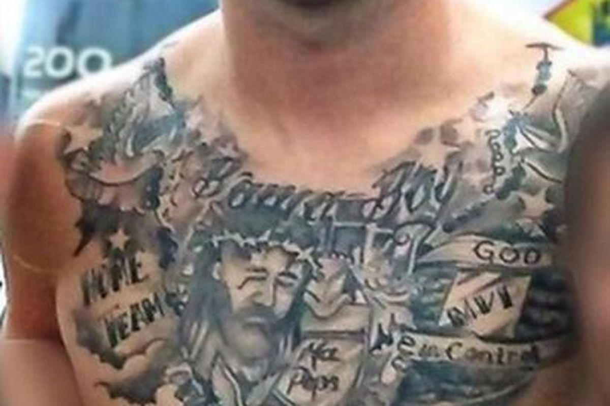 Ajmccarron Stattoo Sbnation Com Ideas And Designs