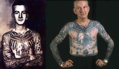 100 Years Of Ink Tattoo Fads By The Decade Custom Ideas And Designs