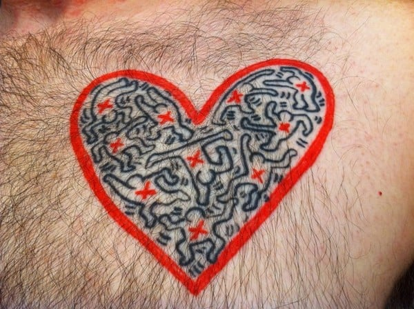 100 Lovely Heart Tattoos And Meanings April 2018 Part 3 Ideas And Designs