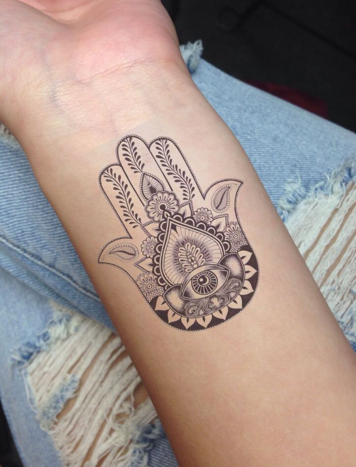 215 Best Hamsa And Evil Eye Images On Pinterest Tattoo Ideas And Designs