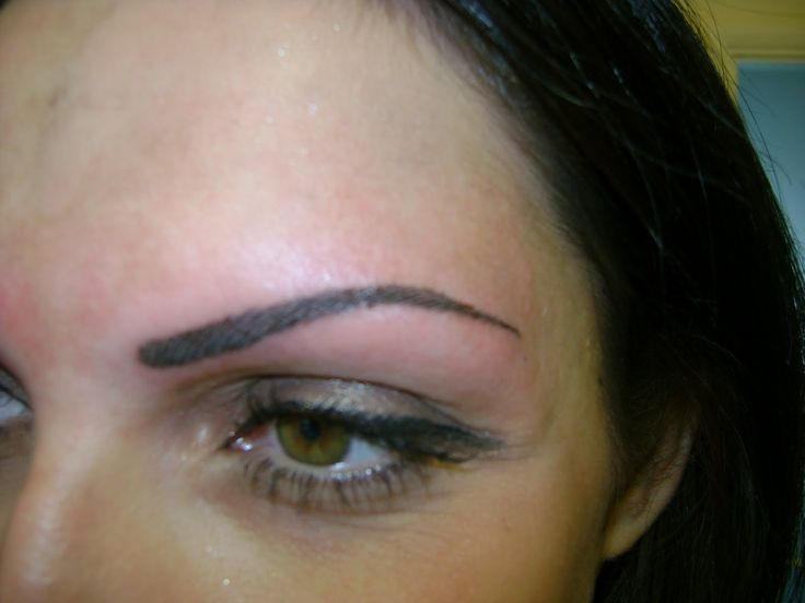 36 Best Eyebrow Tattoo Images On Pinterest Brows Dip Ideas And Designs
