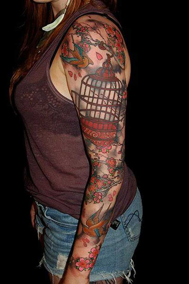 25 Beautiful Bird Cage Tattoos Ideas On Pinterest Cage Ideas And Designs