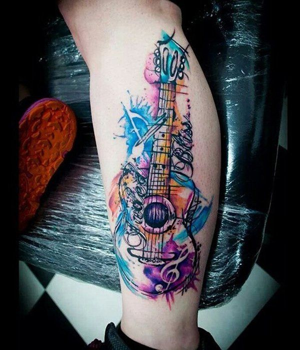 208 Best Watercolor Tattoos Images On Pinterest Tattoo Ideas And Designs