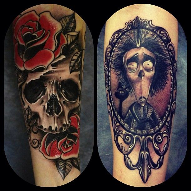 Jasen Workman At 314 Tattoo Located In St George Utah Ideas And Designs
