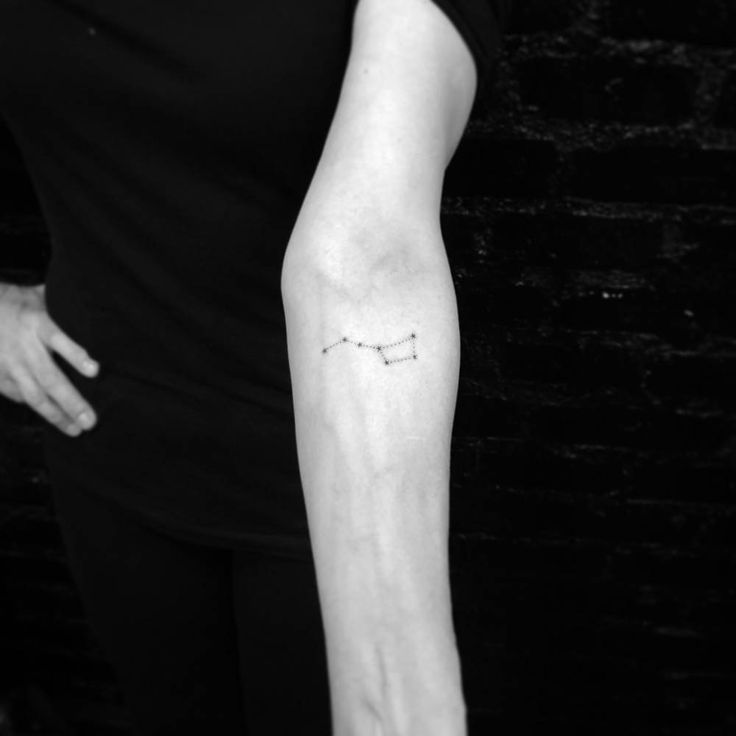 Best 25 Big Dipper Tattoo Ideas Only On Pinterest Star Ideas And Designs