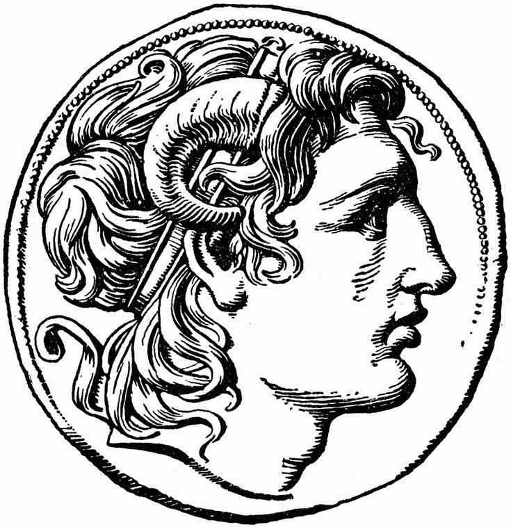Image Result For Alexander The Great Drawing Tattoo Ideas And Designs
