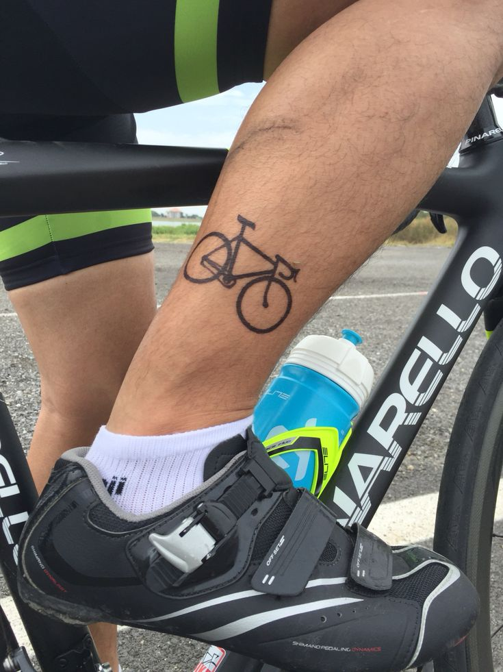 Best 25 Bike Tattoos Ideas On Pinterest Cycling Tattoo Ideas And Designs