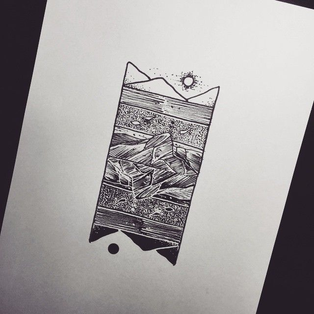 """""""As Above So Below """" Illustration Pinterest Tattoo Ideas And Designs"""