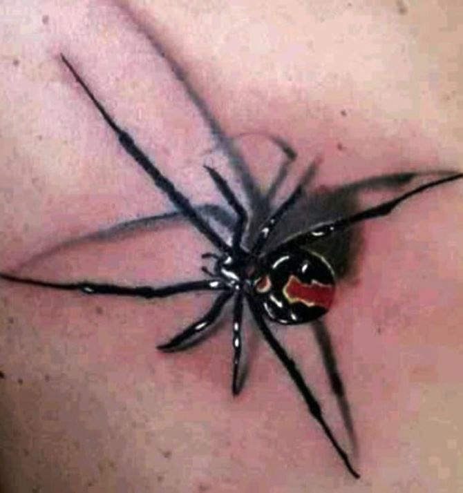 9 Best Spider Tattoos Images On Pinterest Tribal Tattoos Ideas And Designs