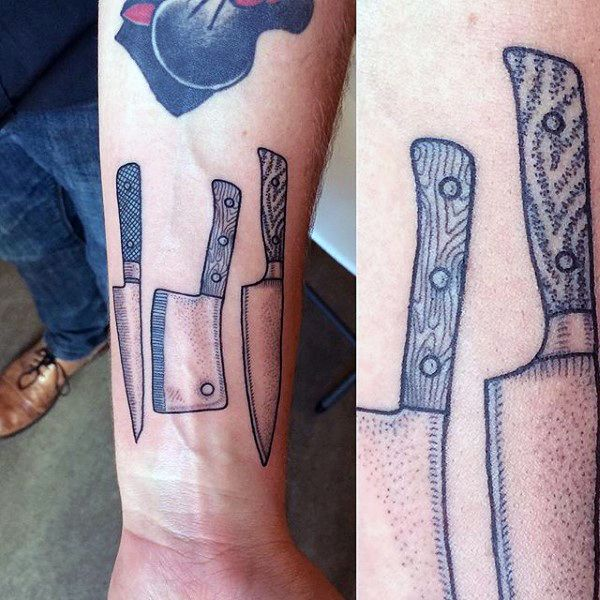 Best 25 Culinary Tattoos Ideas On Pinterest Chef Tattoo Ideas And Designs