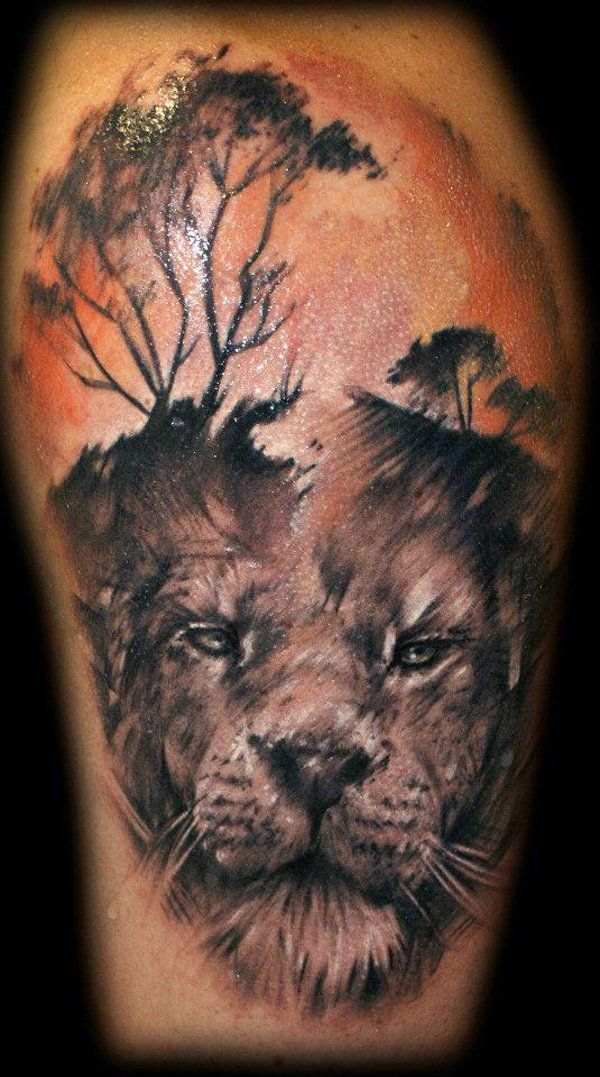 50 Examples Of Lion Tattoo Lion Tattoo Lion Tattoo Ideas And Designs