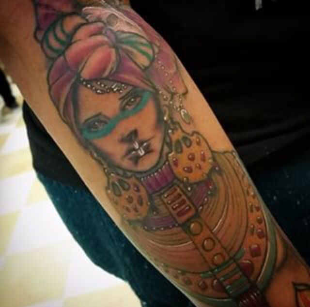 30 Best Black African Queen Tattoo Images On Pinterest Ideas And Designs