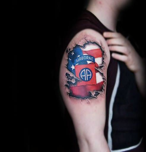 41 Best Airborne Tattoos Images On Pinterest Airborne Ideas And Designs