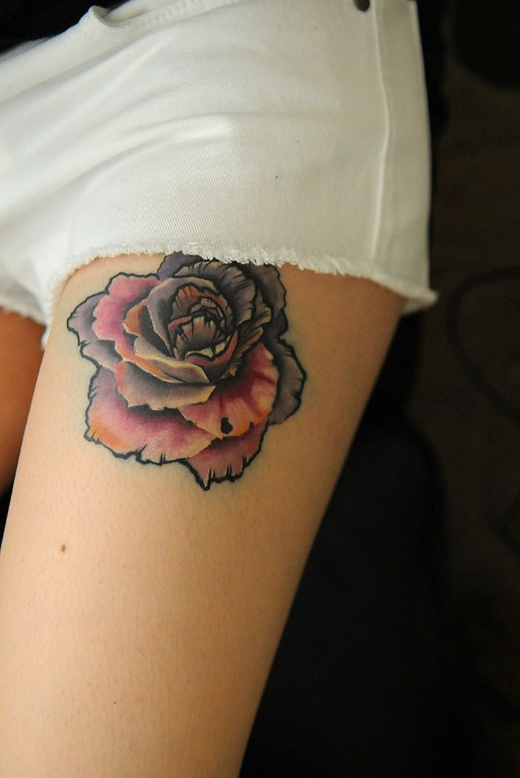 253 Best Rose Tattoos Images On Pinterest Tattoo Ideas Ideas And Designs