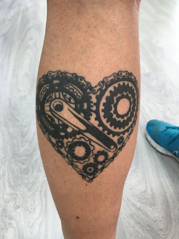 10 Best Bike Tattoo Images On Pinterest Cycling Tattoo Ideas And Designs