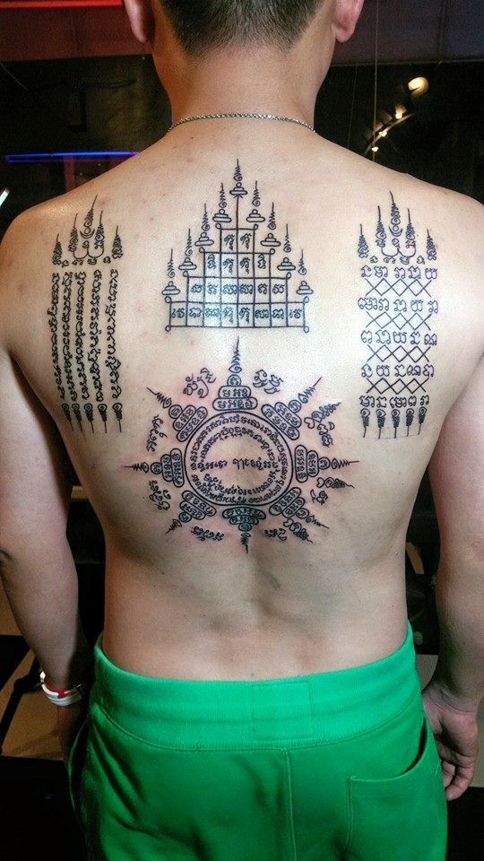 250 Best Thai Tattoo Symbols And Meanings Images On Ideas And Designs