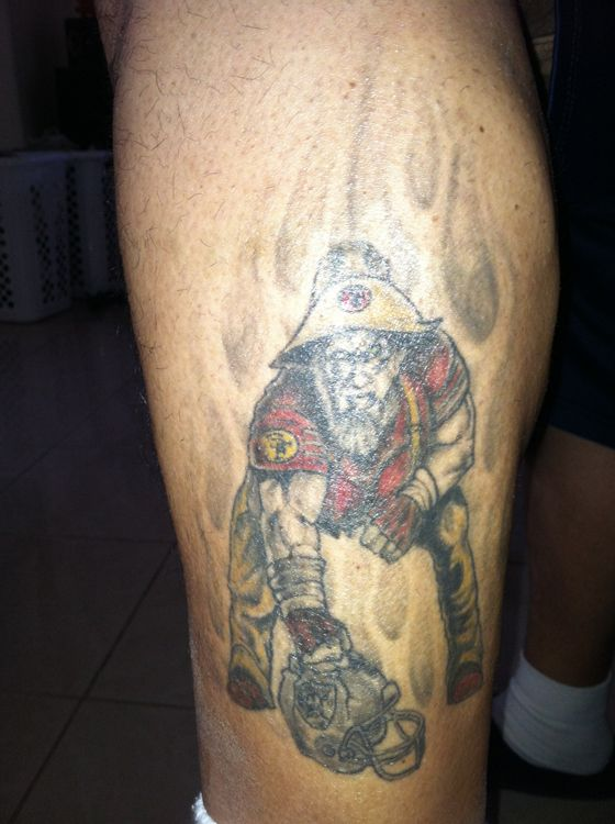 45 Best San Francisco 49Ers Tattoos Images On Pinterest Ideas And Designs