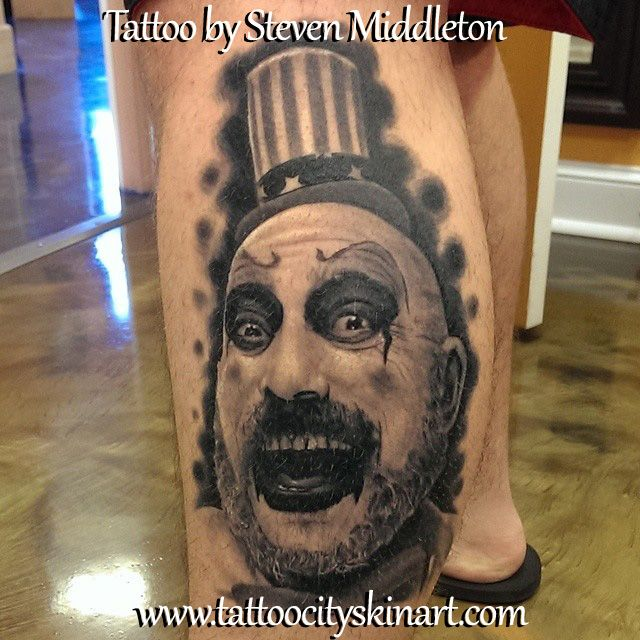 406 Best Tattoos Images On Pinterest Horror Tattoos Ideas And Designs