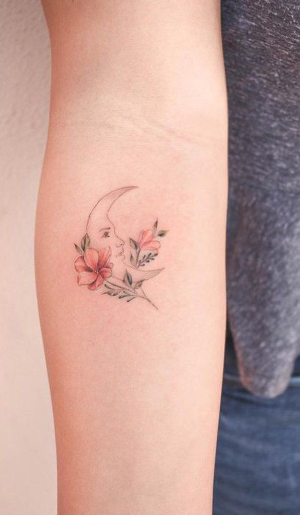 30 Small Unique Tattoo Ideas Inspired By Nature Tattoo Ideas And Designs