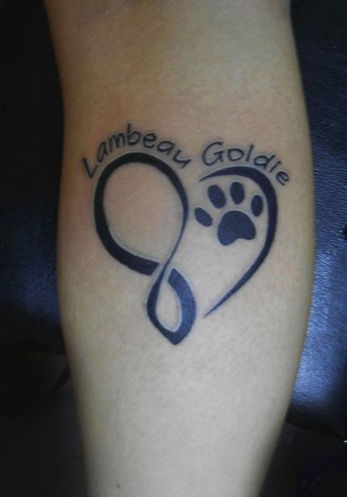 40 Amazing Dog Paw Tattoo Design Ideas In 2019 Tattoos Ideas And Designs