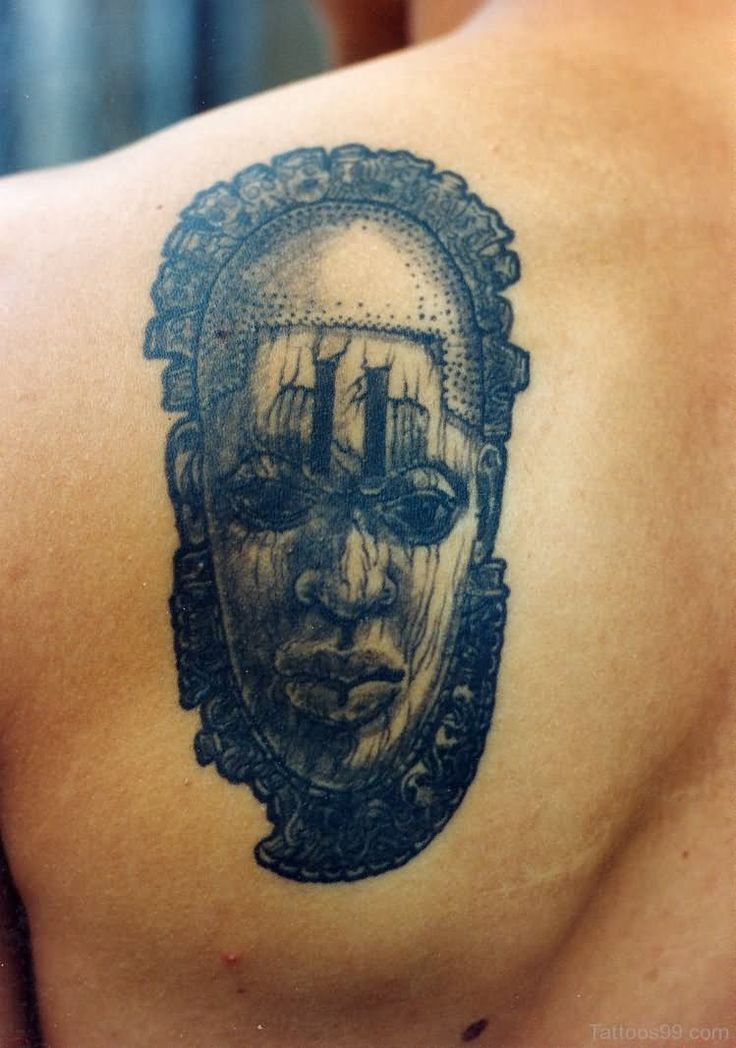 30 Best African Mask Tattoos Images On Pinterest African Ideas And Designs