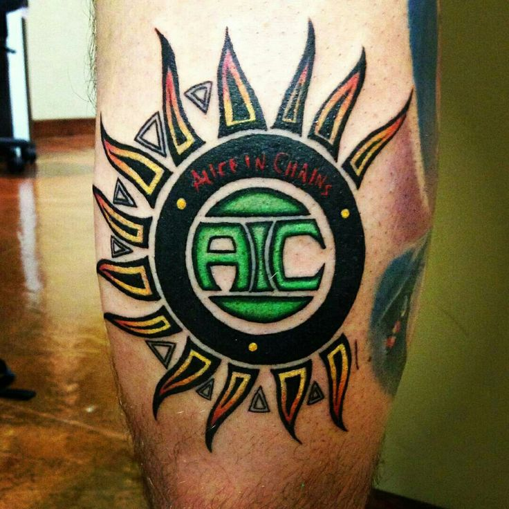 85 Best Alice In Chains Inspired Tattoos Images On Ideas And Designs