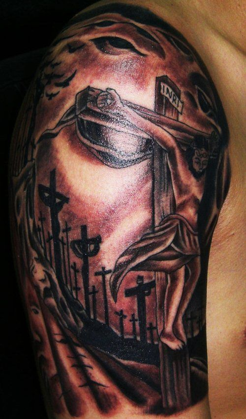 Best 25 Christ Tattoo Ideas On Pinterest I Can Do All Ideas And Designs