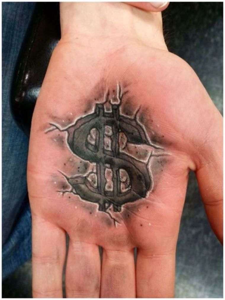 20 Dollar Tattoos Dollar Tattoos Тату Чикано Идеи Ideas And Designs