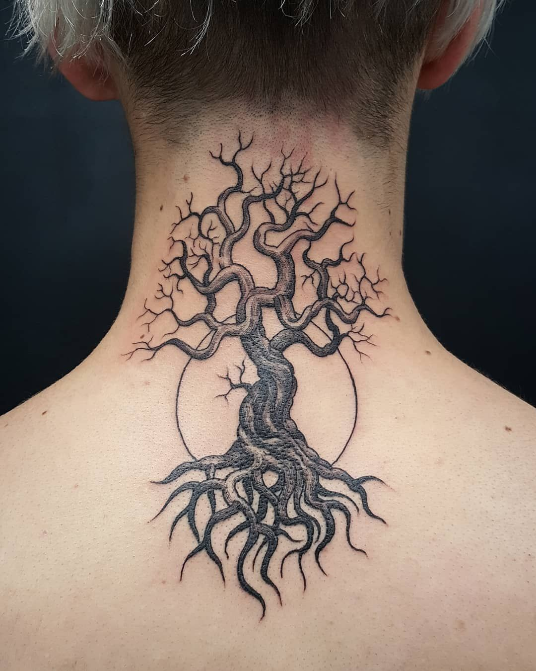 Simple And Easy Pine Tree Tattoo – Designs Meanings Ideas And Designs