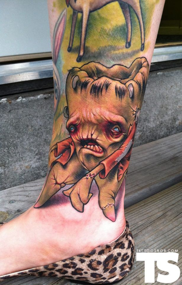 By Scotty Munster At Olde Town Tattoo In St Cloud Mn Ideas And Designs