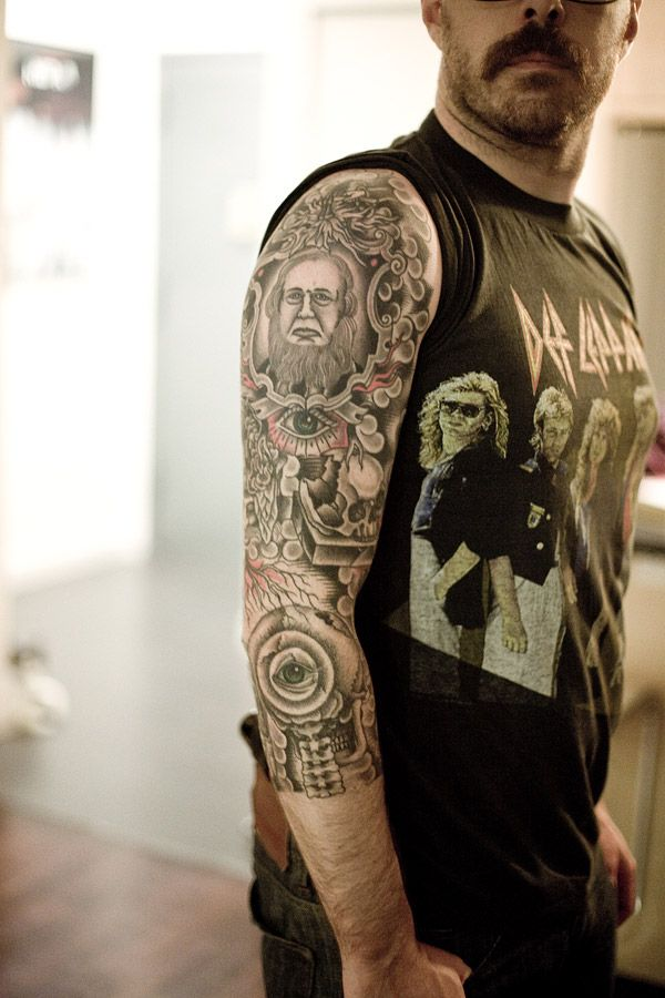 Sleeve Tattoo Ideas For Men 3 4 Sleeve Tattoos For Men Ideas And Designs