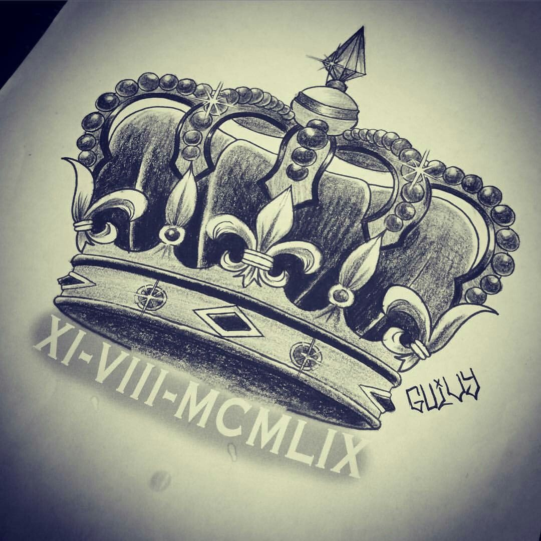 I Do Not Like The Roman Numerals Under The Crown But The Ideas And Designs