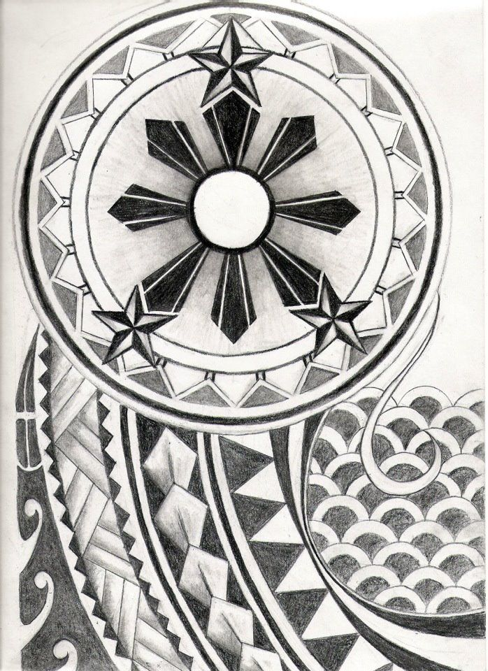 Pin By Melany Stawnyczyj On That Tatt Filipino Tribal Ideas And Designs