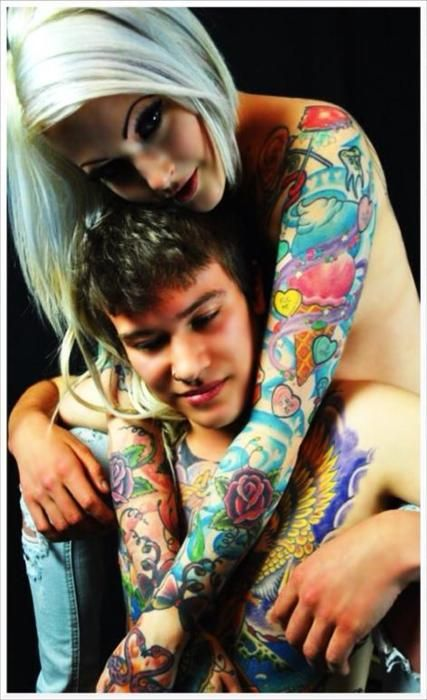 Candyland Tattoos Digimon Tattoos Tattoos Sleeve Ideas And Designs