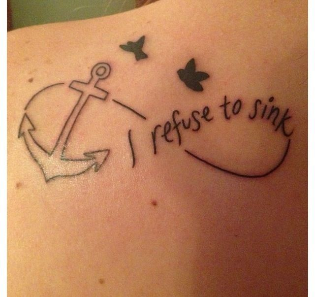 I Refuse To Sink I D Rather Swim I M Not Going Down Ideas And Designs