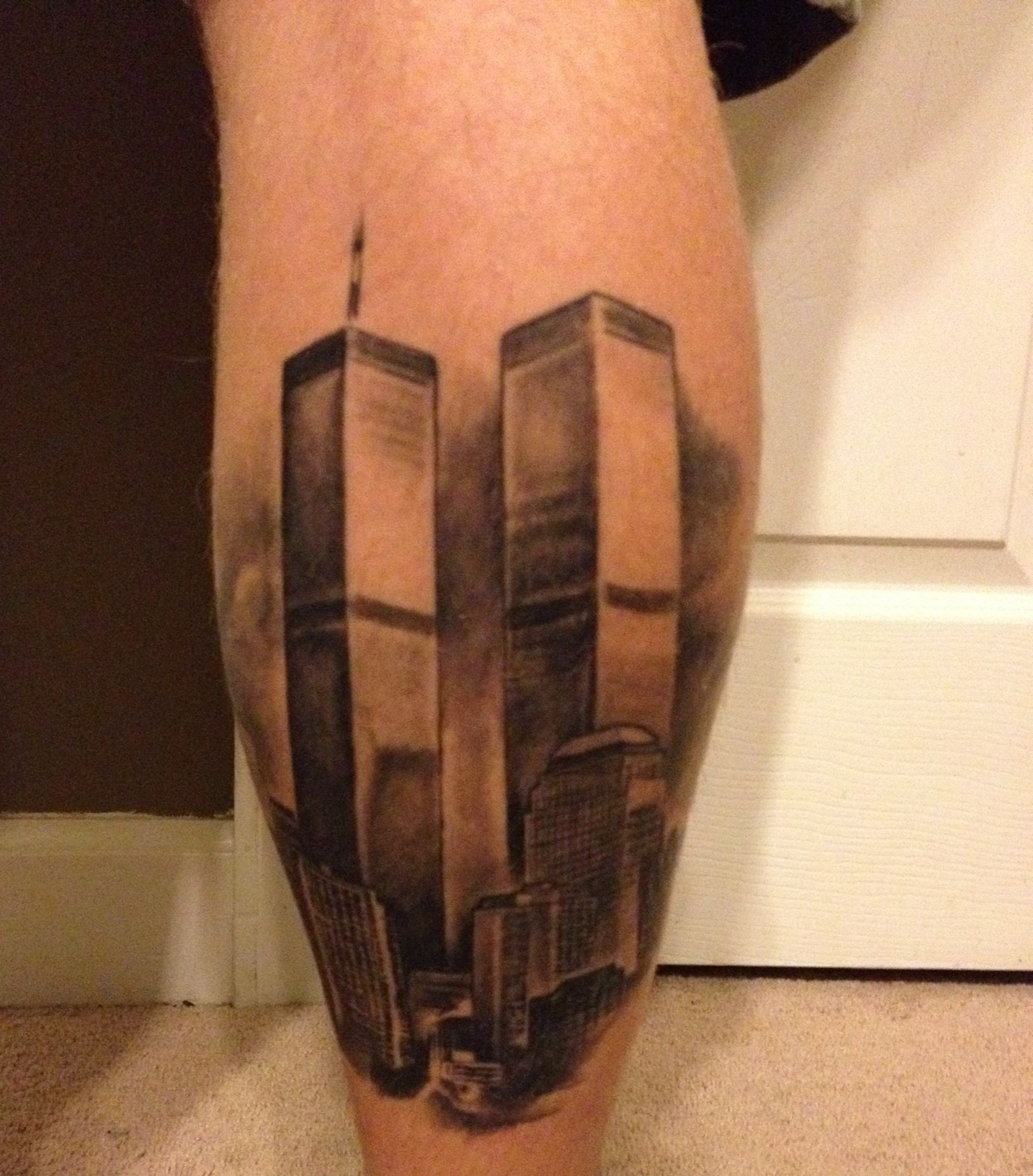 Twin Tower Tattoo 9 11 Tattoos Tattoos Patriotic Ideas And Designs