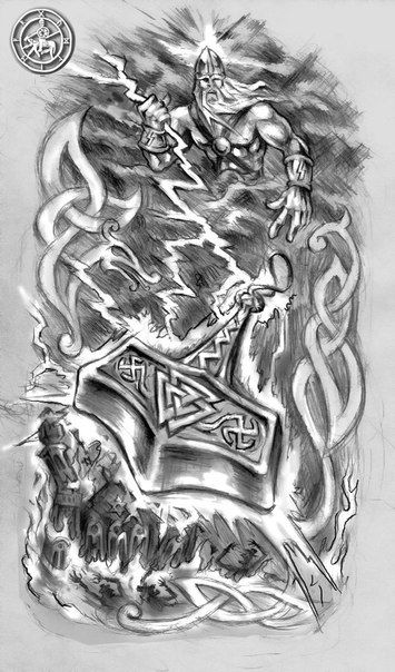 Pin By Michael Siprath On Asatru Viking Tattoos Tattoos Ideas And Designs