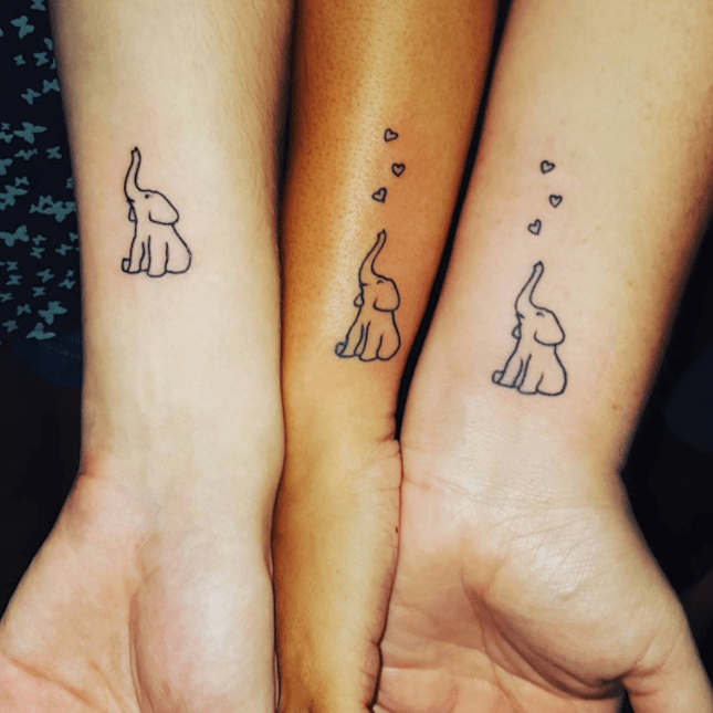 10 Siblingtattoos That Will Melt Your Heart That S Cool Ideas And Designs