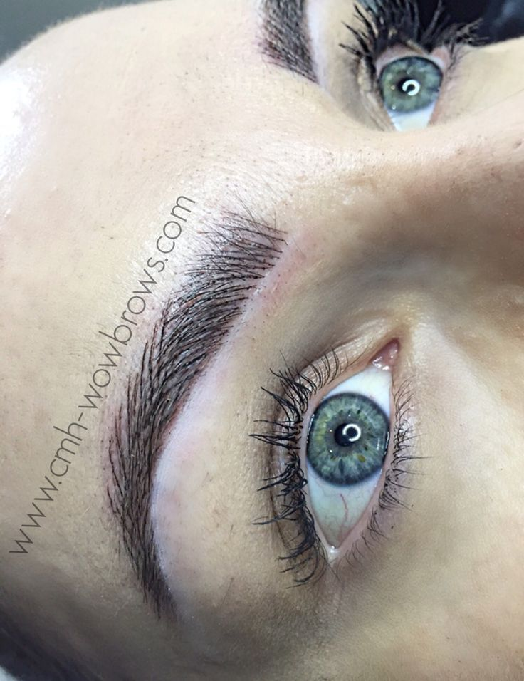 Pin By Victaysha B On Tattooed Eyebrows Microblading Ideas And Designs