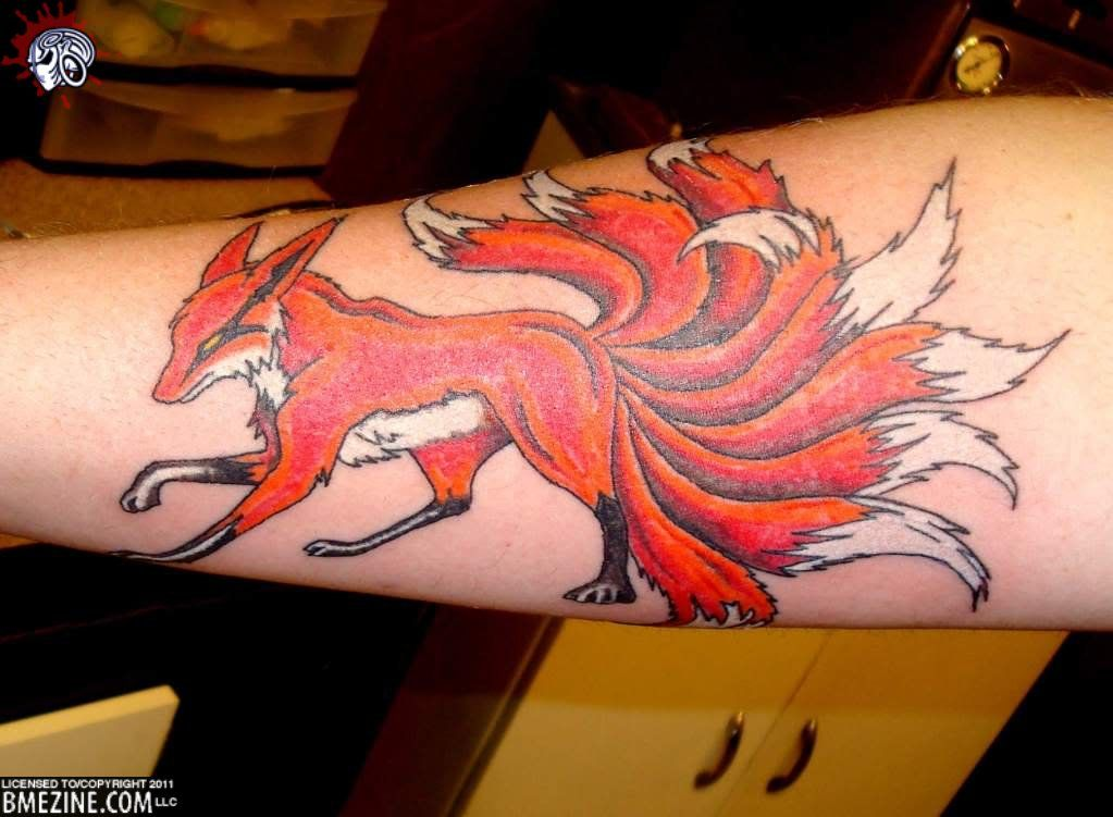 This Is An Awesome Tattoo I Love The Use Of Color Body Ideas And Designs