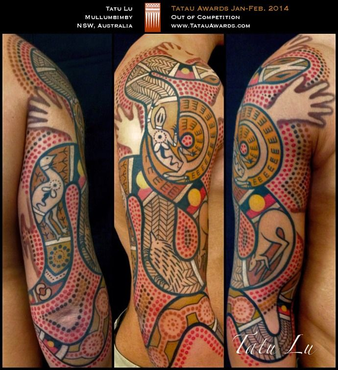 Gallery For Australian Aboriginal Tattoo Tattoo Ideas Ideas And Designs
