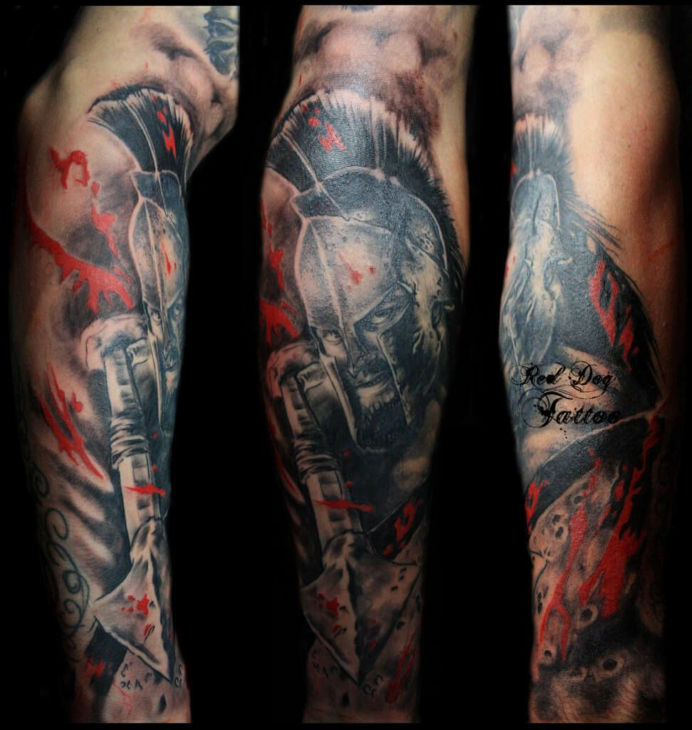 300 Spartan Tattoo Designs And Ideas On Forearm Tattoos Ideas And Designs