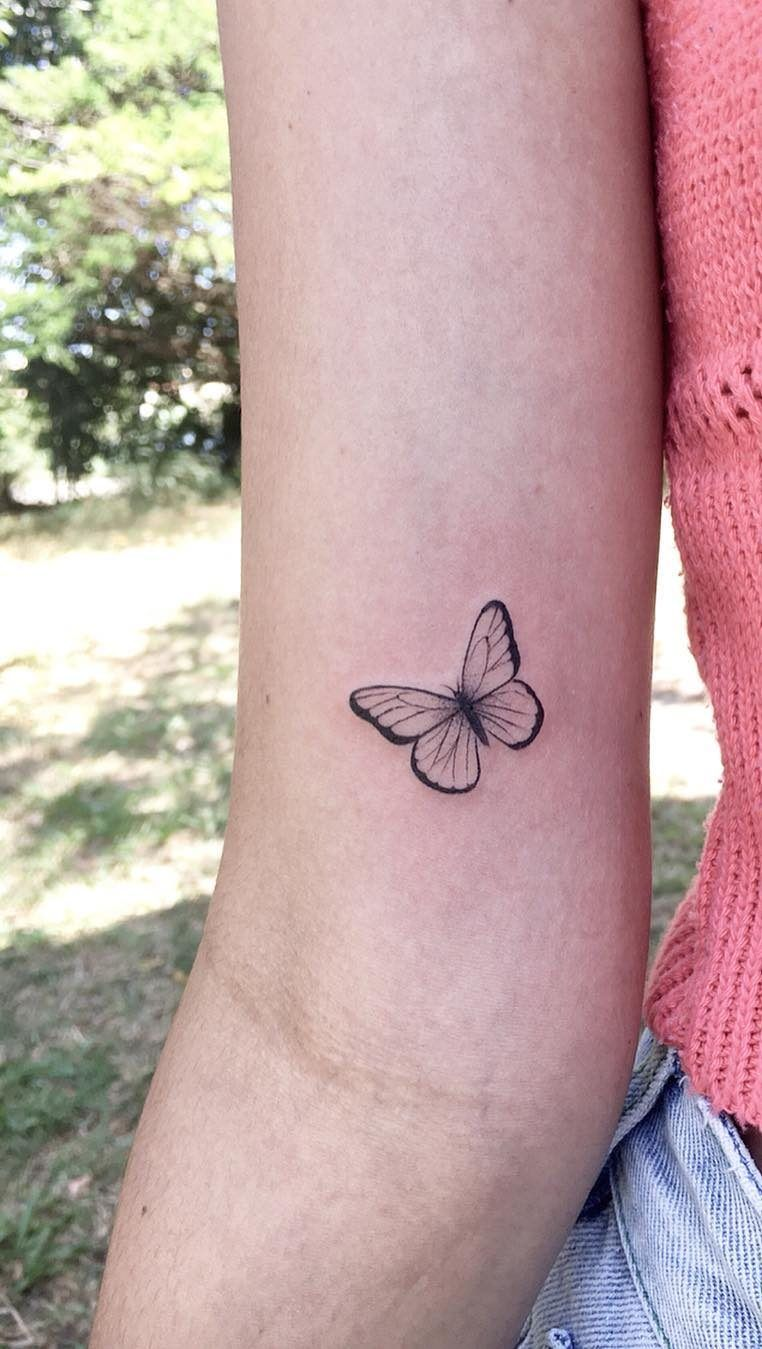 46 Beautiful And Cute Butterfly Tattoo Designs To Get That Ideas And Designs